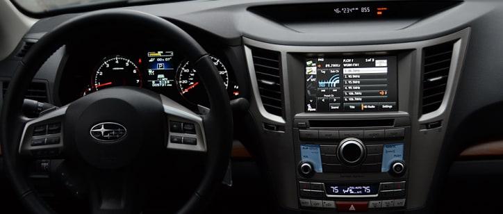 2013 Subaru Outback The Semi Autonomous Subaru Reviewed Cars