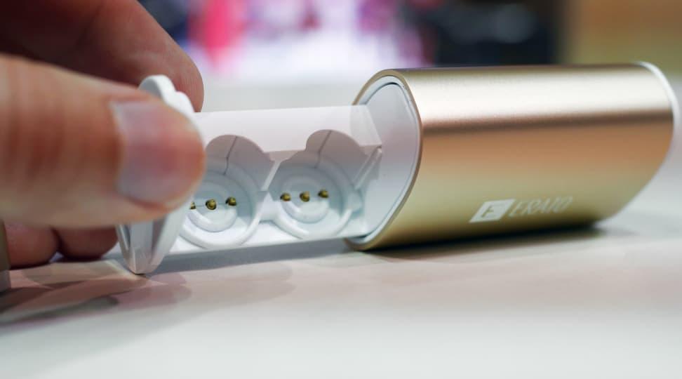 Erato Apollo 7 wireless headphones charging case