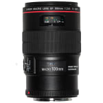 Product Image - Canon EF 100mm f/2.8L Macro IS USM