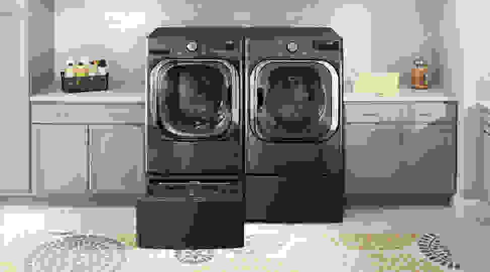 LG WM4500 ThinQ Washing Machine with AI