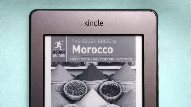 Why you need a Kindle to travel