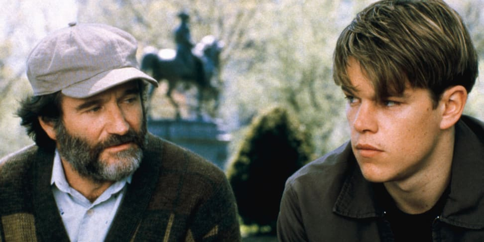 A photo from Good Will Hunting