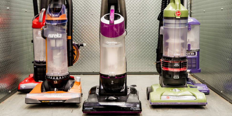 The Best Affordable Bagless Upright Vacuums of 2018 - Reviewed.com ...