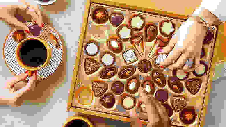 Lindt Swiss Luxury Selection Gift Box
