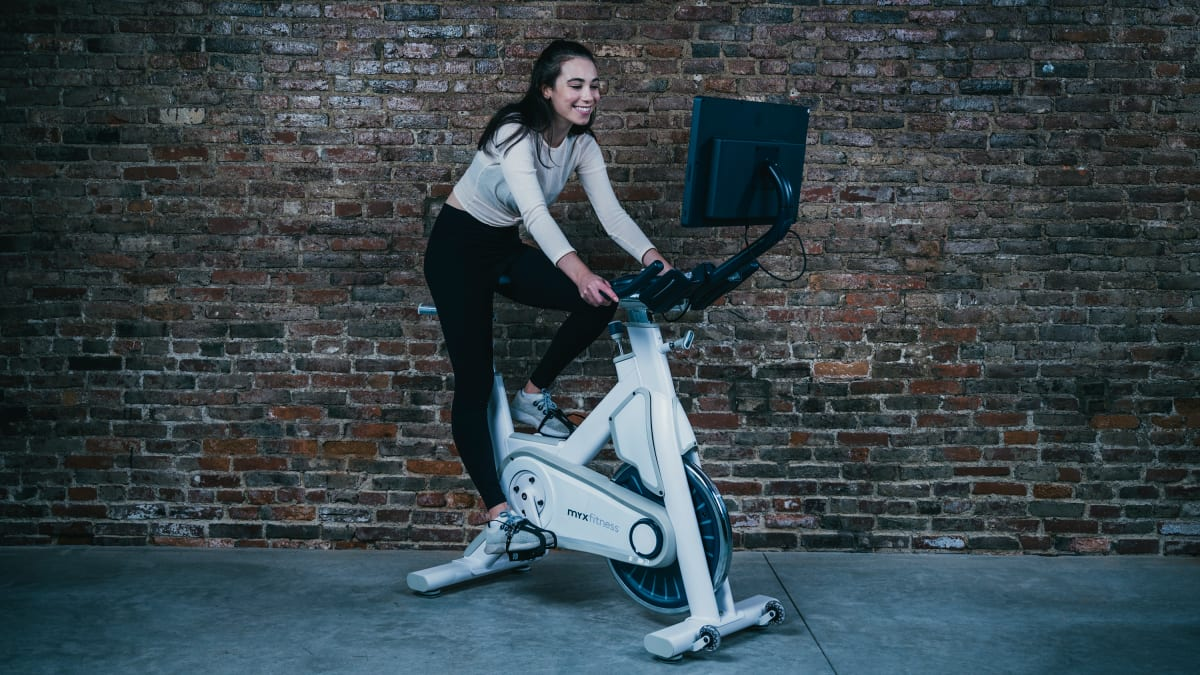 This high-end exercise bike gives Peloton a run for its money