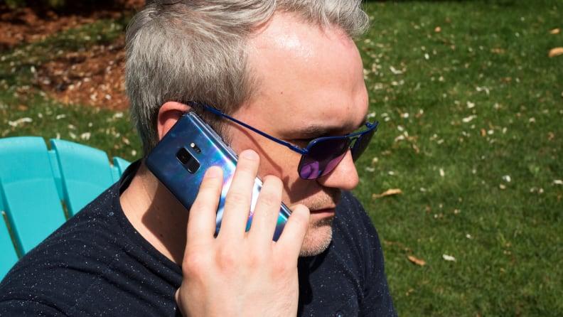 Samsung Galaxy S9 Phone Call