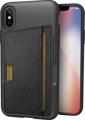 "Product Image - Silk iPhone X ""Wallet Slayer Vol. 2"" Card Case"