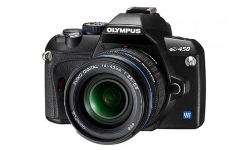 Product Image - Olympus E-450