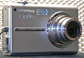 Product Image - Pentax Optio T10