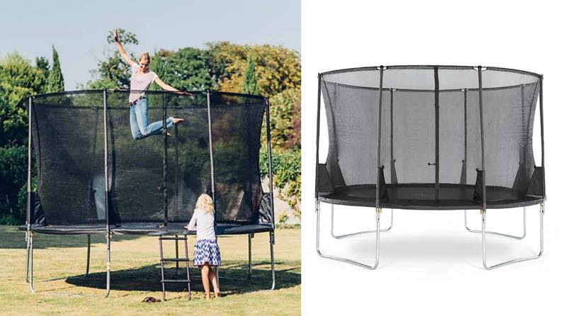plum space zone trampoline