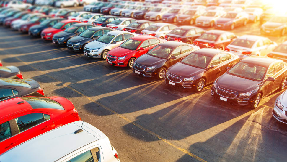 Here are some tips to keep your parked car cool